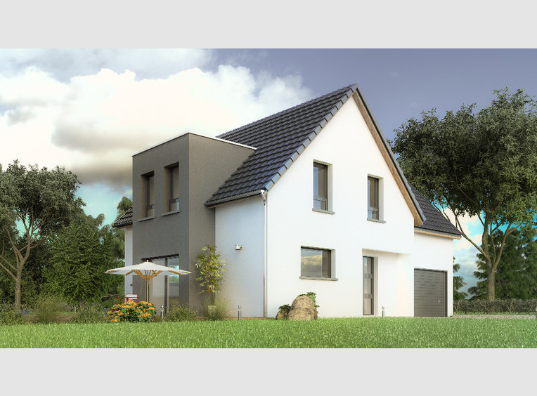 neuf maison 6 pi ces marckolsheim bas rhin r f 5394894. Black Bedroom Furniture Sets. Home Design Ideas