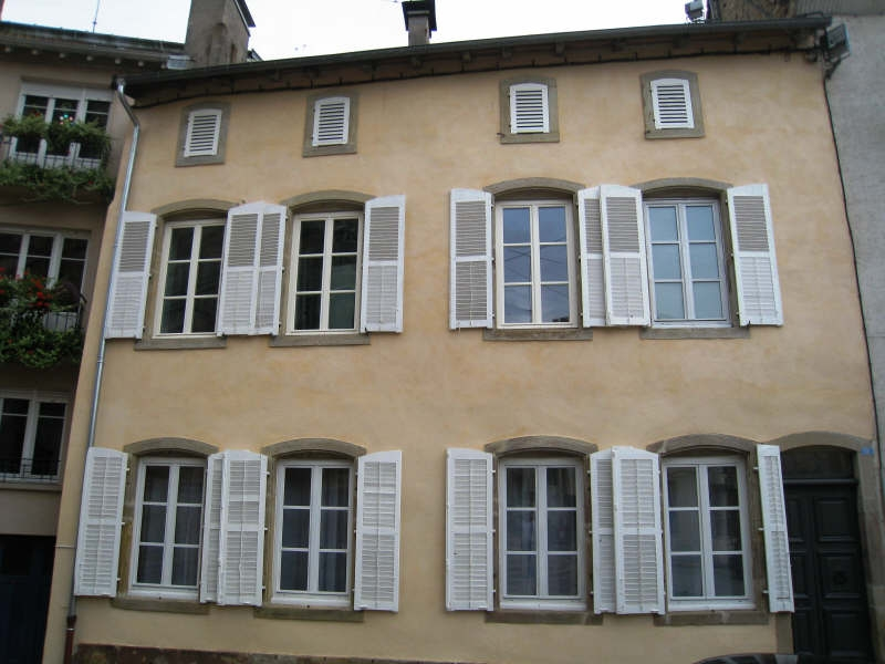 acheter maison 8 pièces 190 m² rambervillers photo 1