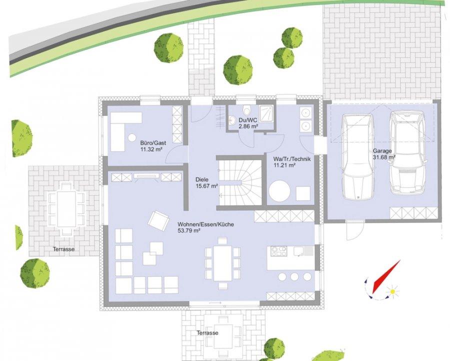 house for buy 5 rooms 182.94 m² wellen photo 3