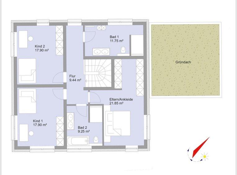 Maison à vendre 5 Pièces à Wellen (DE) - Réf. 7170254