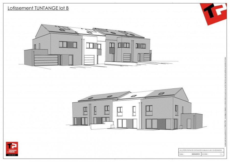 acheter maison individuelle 4 chambres 152 m² tuntange photo 7