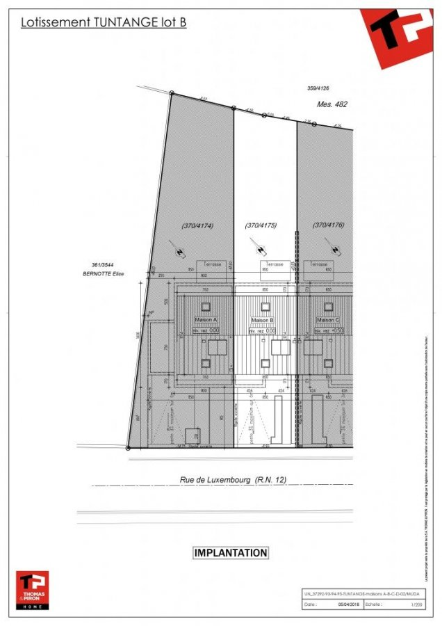 acheter maison individuelle 4 chambres 152 m² tuntange photo 6