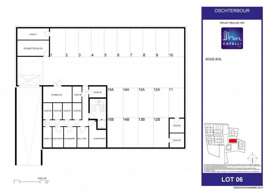 acheter appartement 3 chambres 106.76 m² differdange photo 7