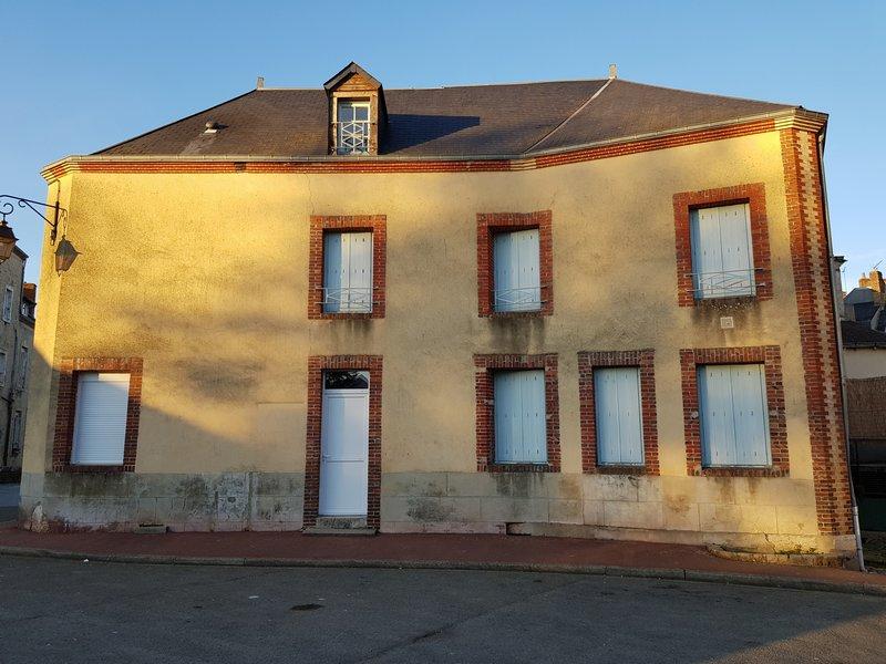 Maison à vendre à La ferté-bernard
