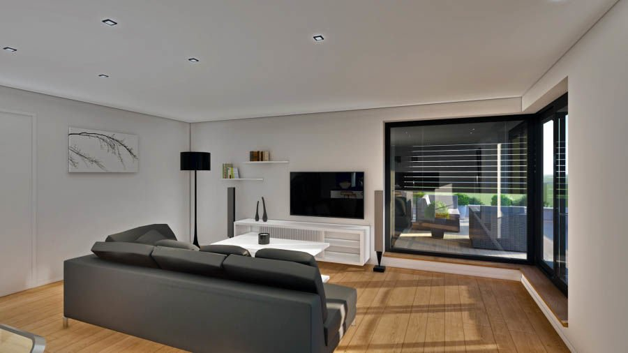 acheter appartement 1 chambre 61 m² wemperhardt photo 2