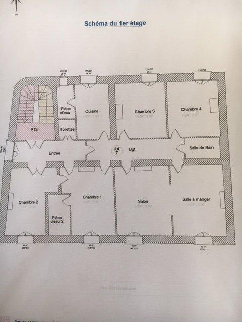 acheter appartement 6 pièces 140 m² contrexéville photo 2