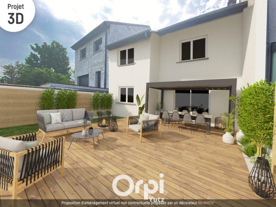 acheter maison 5 pièces 108 m² terville photo 1