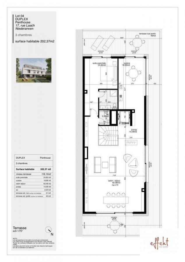 acheter appartement 3 chambres 202.37 m² niederanven photo 2