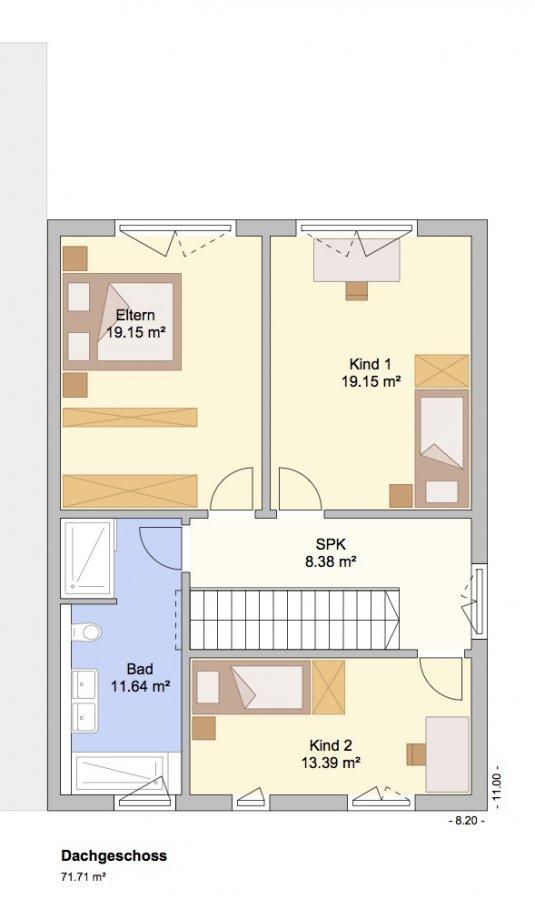 doppelhaushälfte kaufen 4 zimmer 142 m² wittlich foto 4