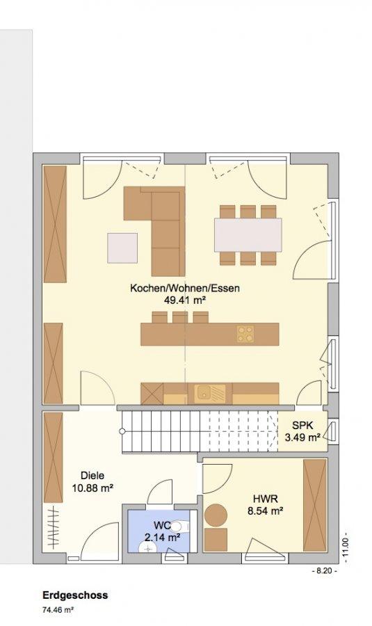 doppelhaushälfte kaufen 4 zimmer 142 m² wittlich foto 3