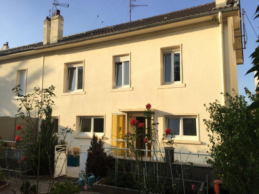 acheter maison 5 pièces 107.63 m² terville photo 1