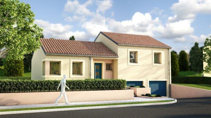 acheter maison 5 pièces 89 m² jarny photo 1