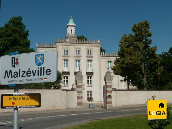 acheter appartement 5 pièces 78 m² malzéville photo 1