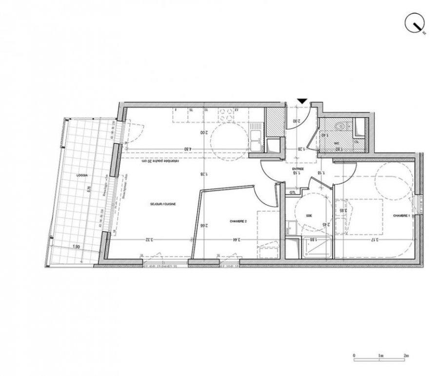 acheter appartement 3 pièces 61 m² saint-nazaire photo 2