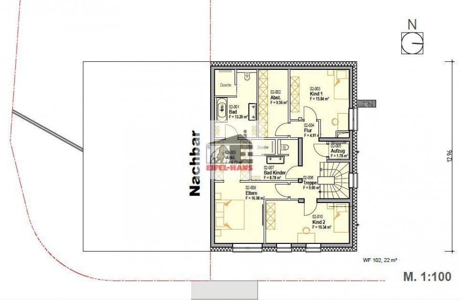 haus kaufen 3 schlafzimmer 213 m² wasserbillig foto 4