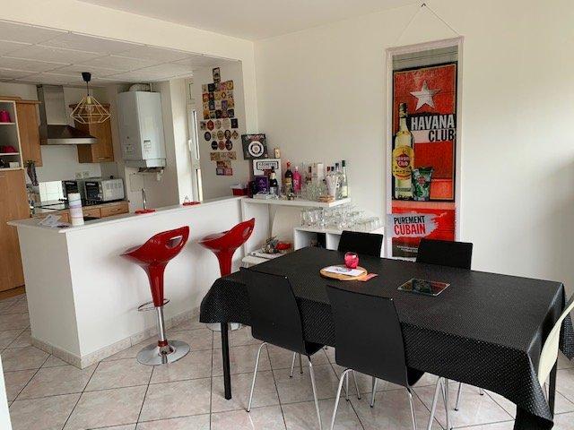 Appartement à louer F4 à Saulnes