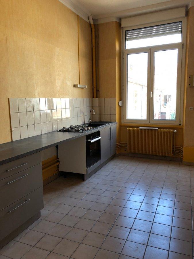 Appartement à louer F6 à Lunéville
