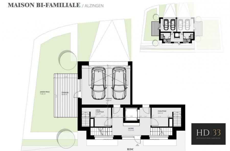 acheter maison jumelée 3 chambres 166 m² hesperange photo 1
