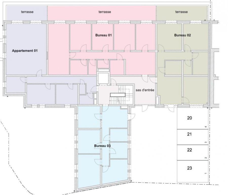 acheter bureau 0 chambre 95.66 m² imbringen photo 6