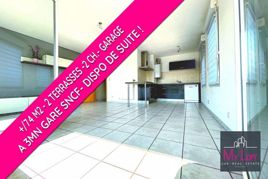acheter appartement 0 pièce 74 m² thionville photo 1