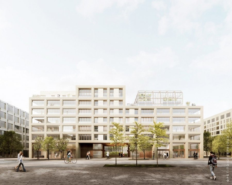 acheter appartement 2 chambres 90.26 m² belvaux photo 3