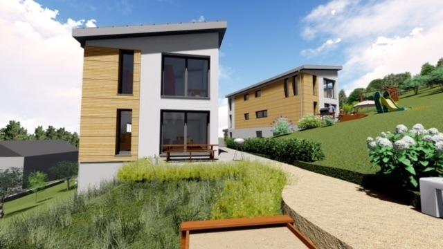 acheter maison individuelle 4 chambres 150 m² bollendorf-pont photo 4