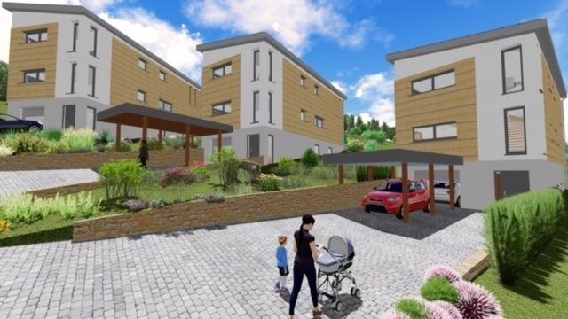 Einfamilienhaus zu verkaufen 4 Schlafzimmer in Bollendorf-Pont