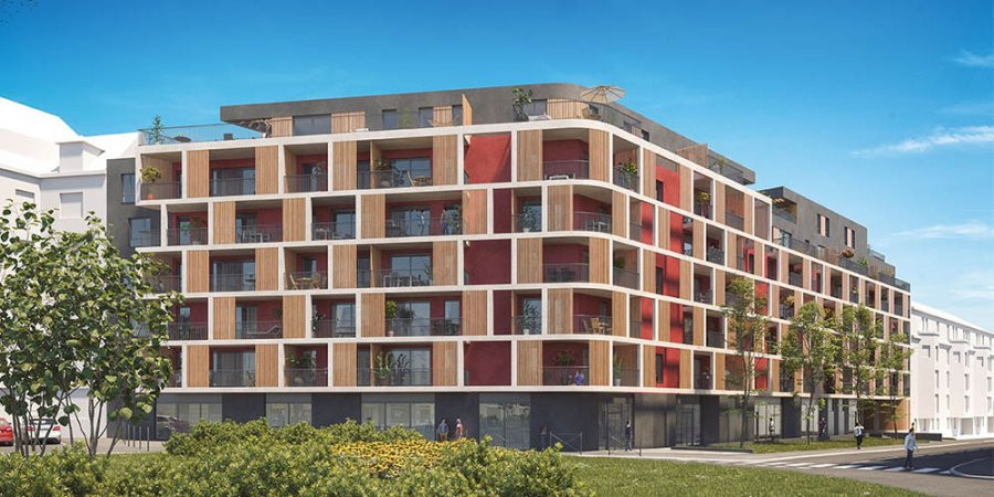 acheter appartement 2 pièces 37 m² metz photo 1