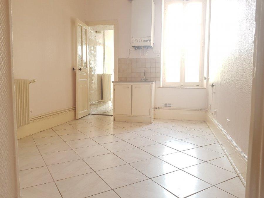 Appartement en vente nancy 27 m 65 000 immoregion for Appartement meuble nancy