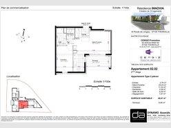 Appartement à vendre F2 à Thionville - Réf. 4959710