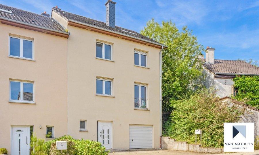 Maison jumelée à vendre 4 chambres à Schuttrange