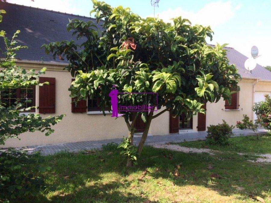Maison à vendre F6 à Nozay