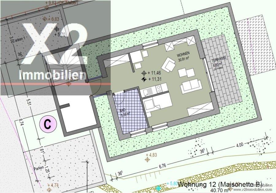 acheter appartement 3 pièces 157.58 m² konz photo 2