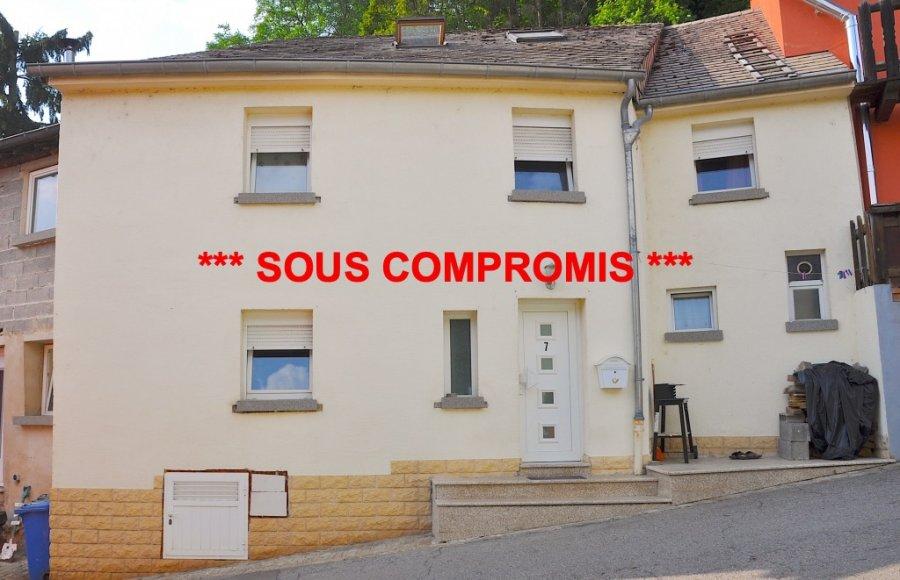 acheter maison individuelle 2 chambres 70 m² diekirch photo 1
