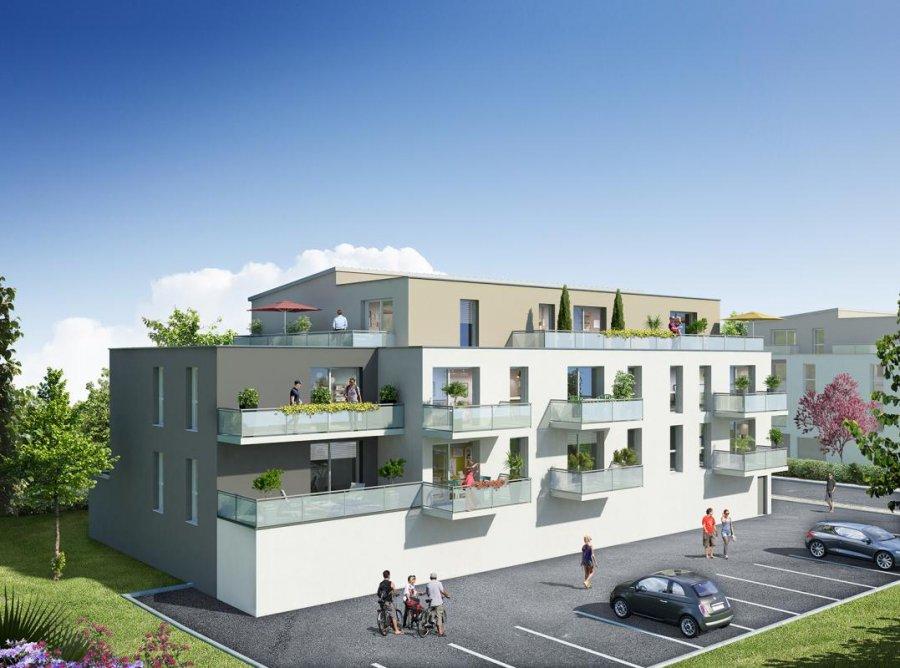 acheter appartement 4 pièces 84 m² moulins-lès-metz photo 2