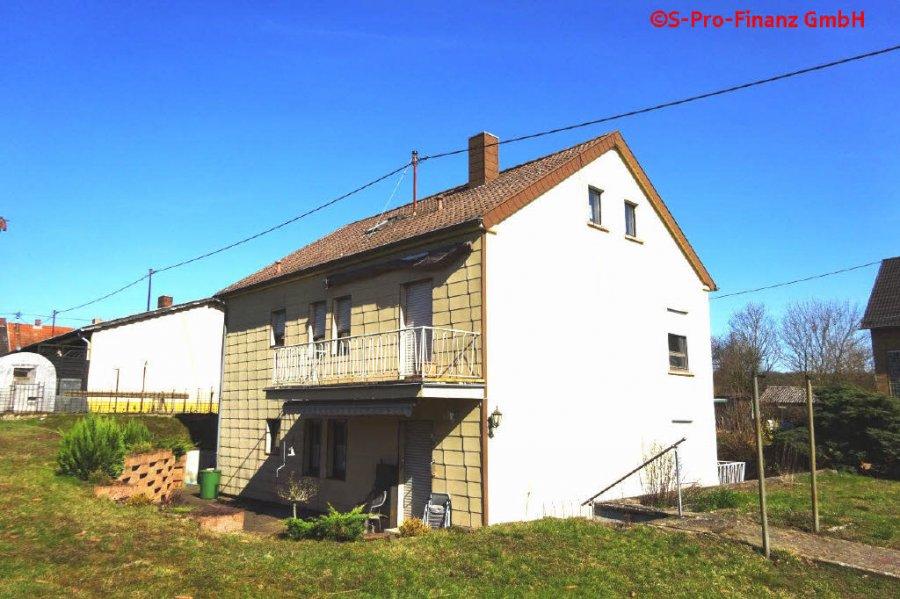 einfamilienhaus kaufen 8 zimmer 183 m² völklingen foto 6