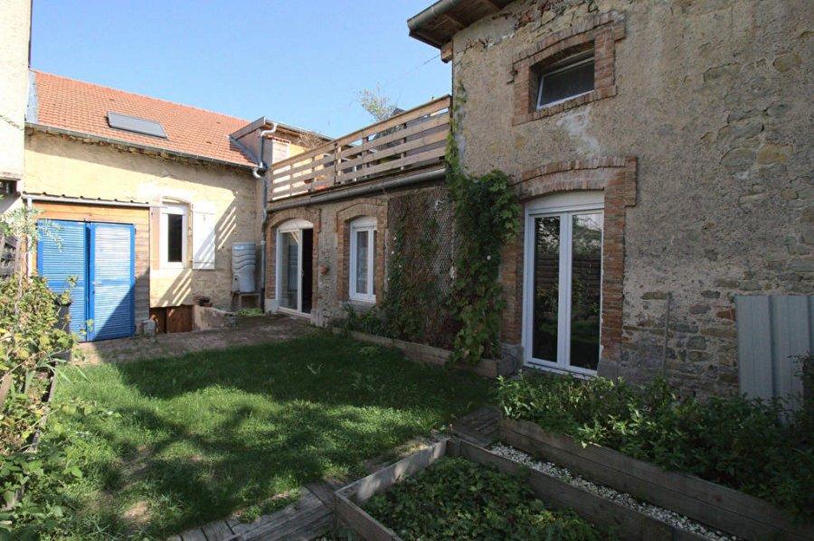 acheter maison 9 pièces 240 m² flavigny-sur-moselle photo 2