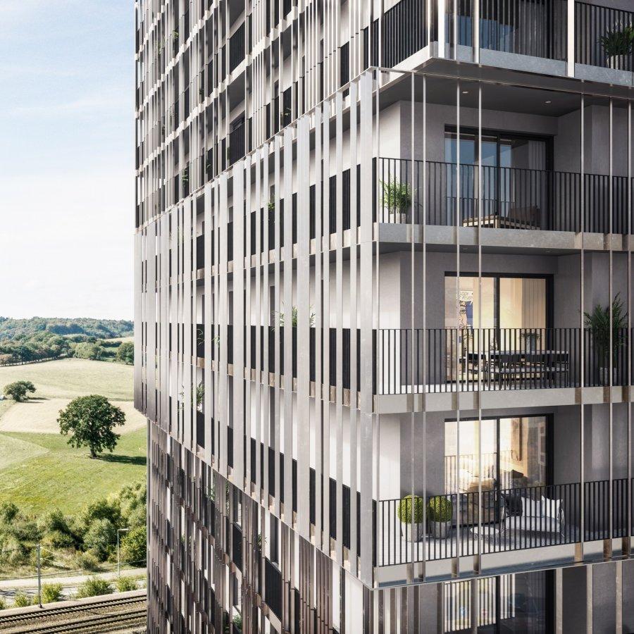 acheter appartement 1 chambre 49.86 m² belval photo 2