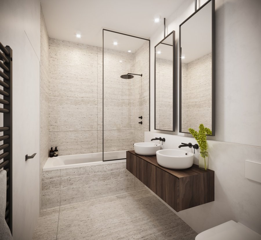 acheter appartement 1 chambre 49.86 m² belval photo 7