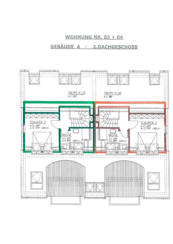 maisonette kaufen 3 zimmer 97.46 m² trier foto 5