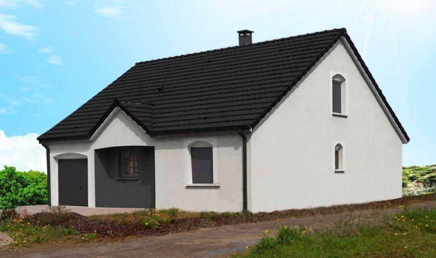 acheter maison individuelle 6 pièces 130 m² beuveille photo 1