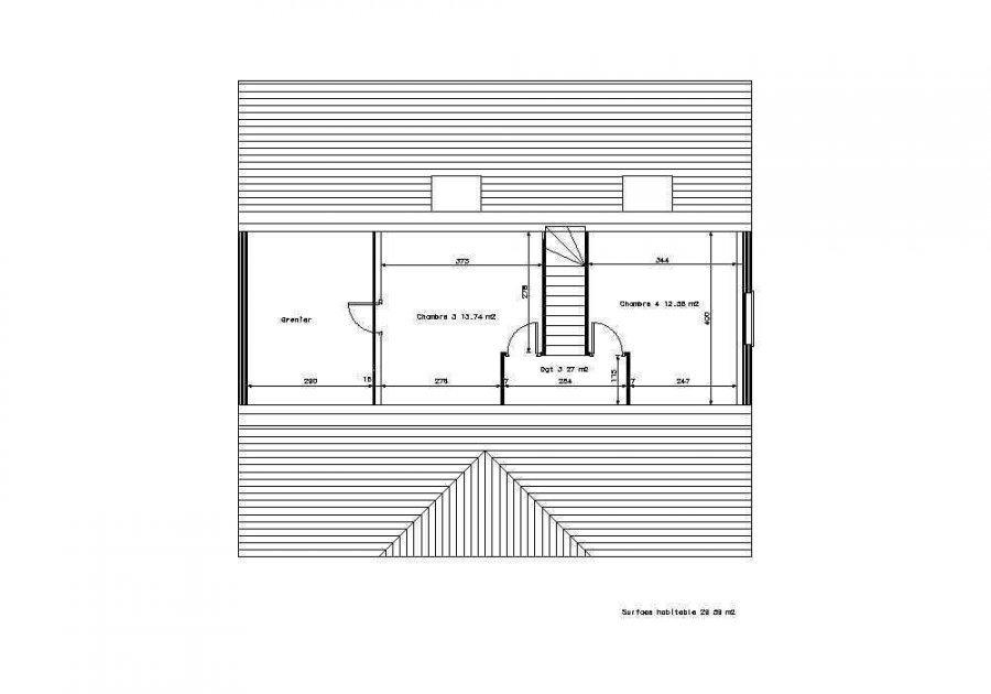 acheter maison individuelle 6 pièces 130 m² beuveille photo 3