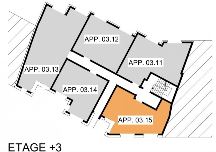 apartment for buy 1 bedroom 55.4 m² luxembourg photo 5