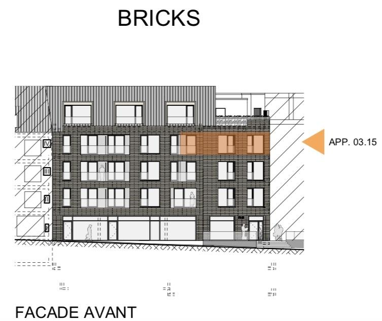 apartment for buy 1 bedroom 55.4 m² luxembourg photo 2