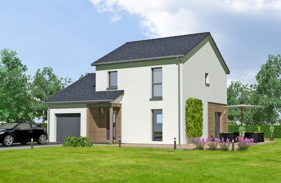 acheter maison individuelle 5 pièces 115 m² rosières-aux-salines photo 2