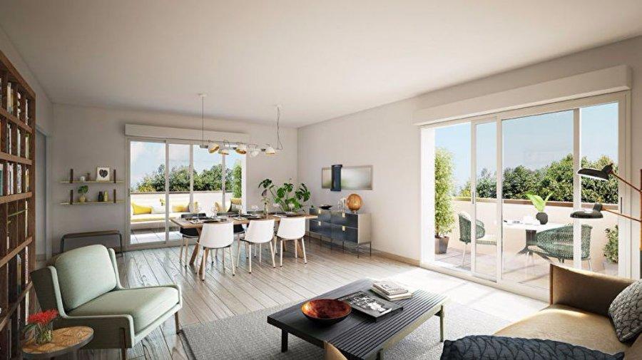 acheter appartement 2 pièces 45.62 m² thionville photo 3