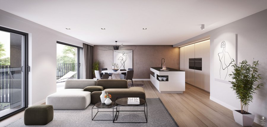 apartment for buy 1 bedroom 51.88 m² luxembourg photo 6