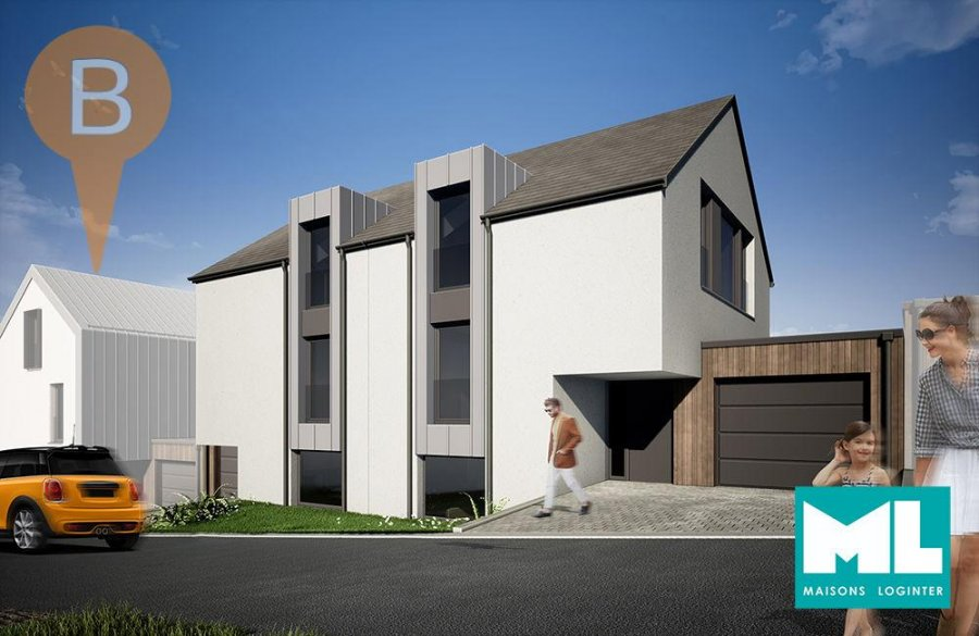 Maison jumelée à vendre 4 chambres à Reckange (mersch)