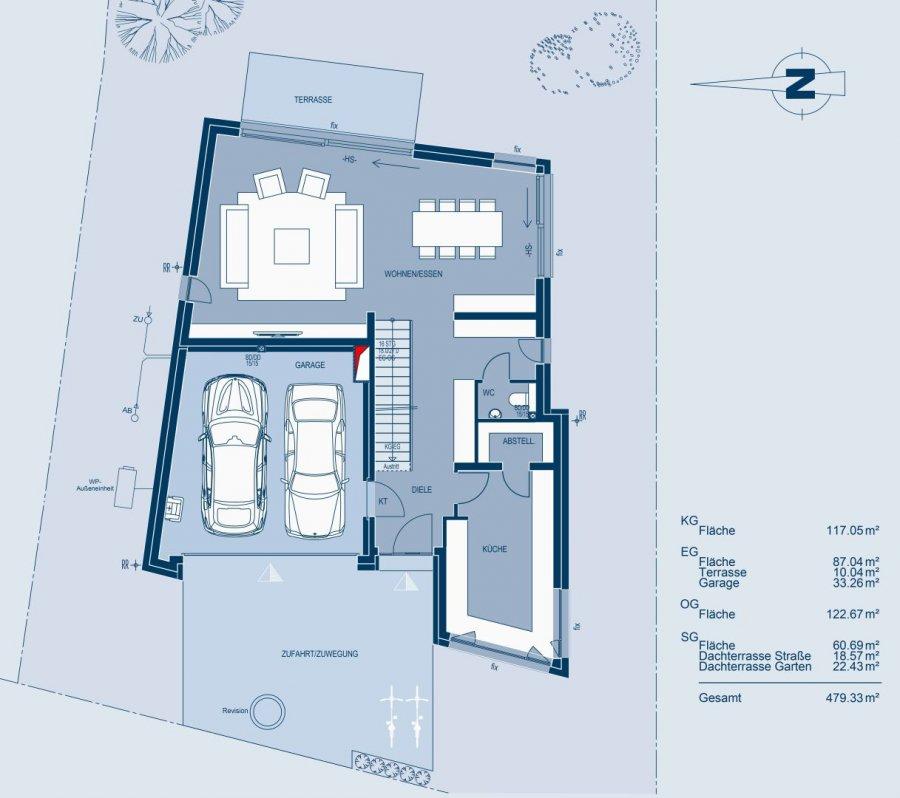 acheter maison 4 chambres 338.61 m² koerich photo 3