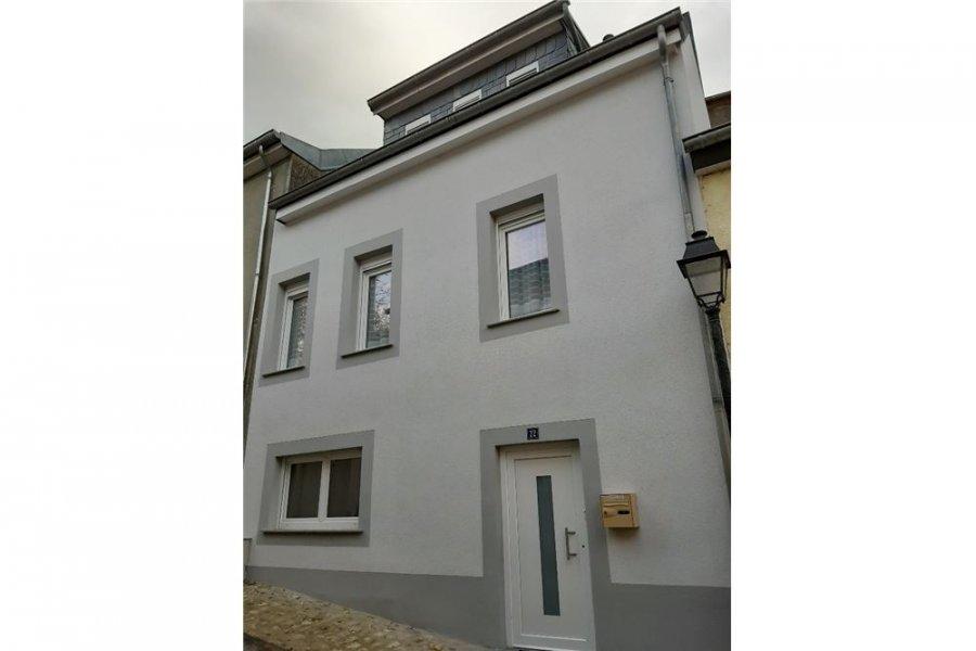 louer maison mitoyenne 2 chambres 80 m² luxembourg photo 1